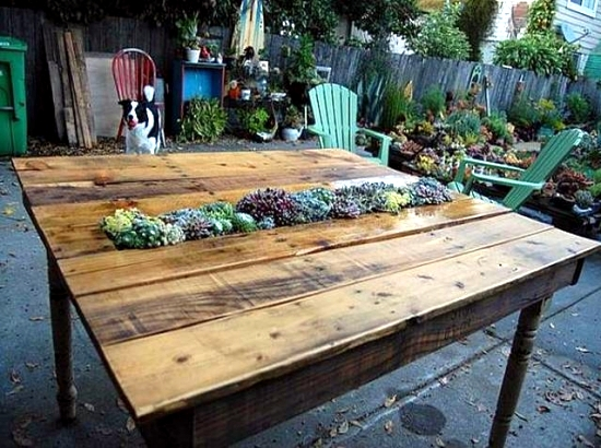 Accessories for garden furniture 20 ideas for a cool garden accessories and garden furniture euro pallets OUXMAJP