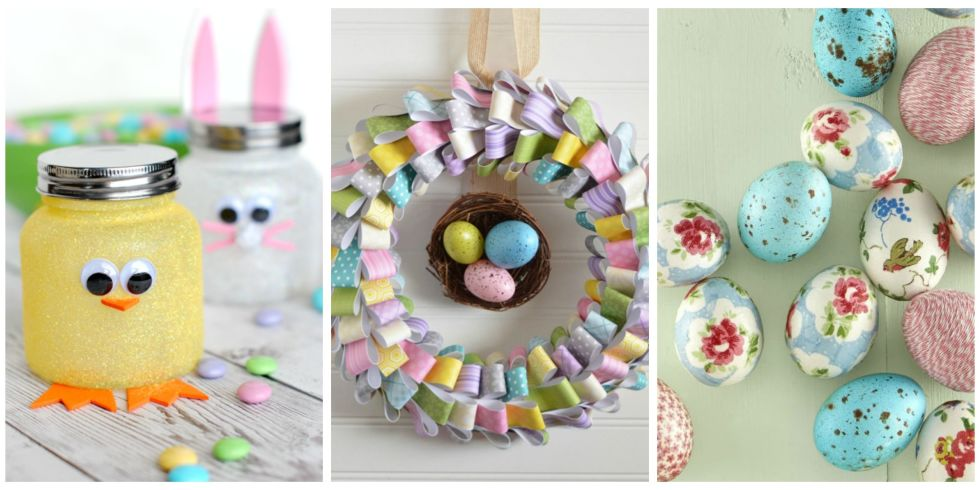 cheap easy easter decorations 60 easy easter crafts ideas for easter diy decorations u0026 gifts photo LYRVWSH