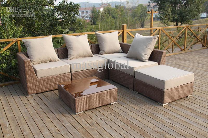 cheap garden furniture sets furniture 6 pieces outdoor garden patio rattan elegant clean cheap pleasant ATRQNPD