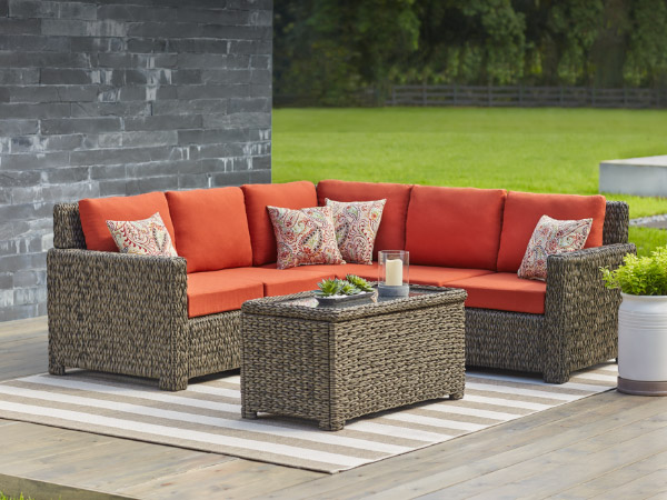 Cheap patio furniture patio conversation sets SSHZPIC