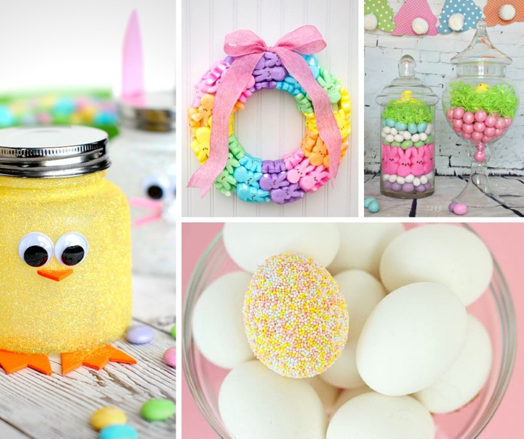 check out these 35+ gorgeous easter decorations to help you get inspired PGFBZVE