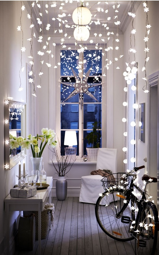 christmas lighting ideas indoor 19 YMBTFXP
