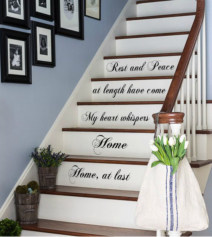 decorate stairs ideas 31 stair decor ideas to make your hallway look amazing AKOOXRG