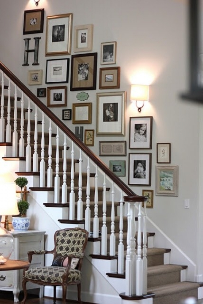 decorate stairs ideas decorate stairway wall staircase wall decorating ideas eclectic staircase  other creative ZWKPDKT
