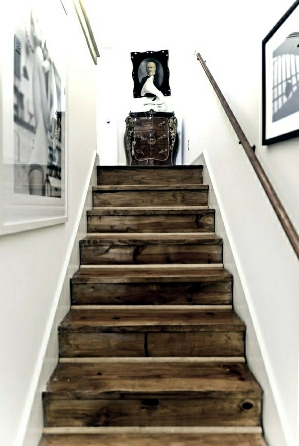 decorate stairs ideas the staircase decorating ideas with paint leftover wallpaper and wall  stickers VOFZIEN