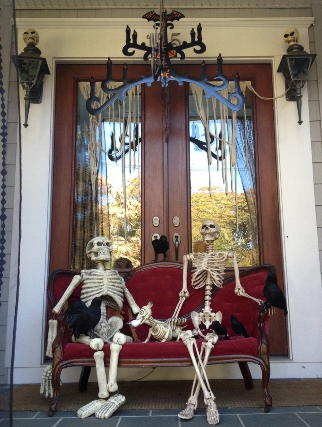 decorating ideas for halloween front porch 10 lovely halloween front porch decorating ideas decorating ideas for halloween QJIQTGG