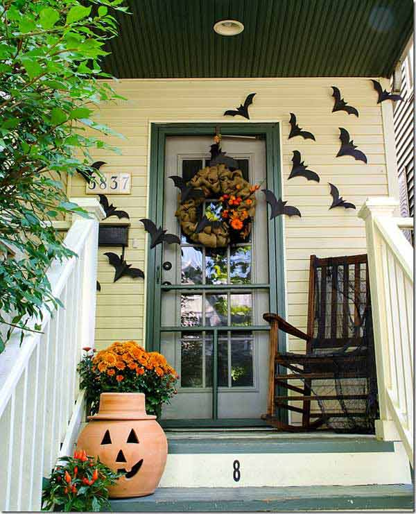 decorating ideas for halloween front porch halloween-porch-ideas-24 RYEJIFA