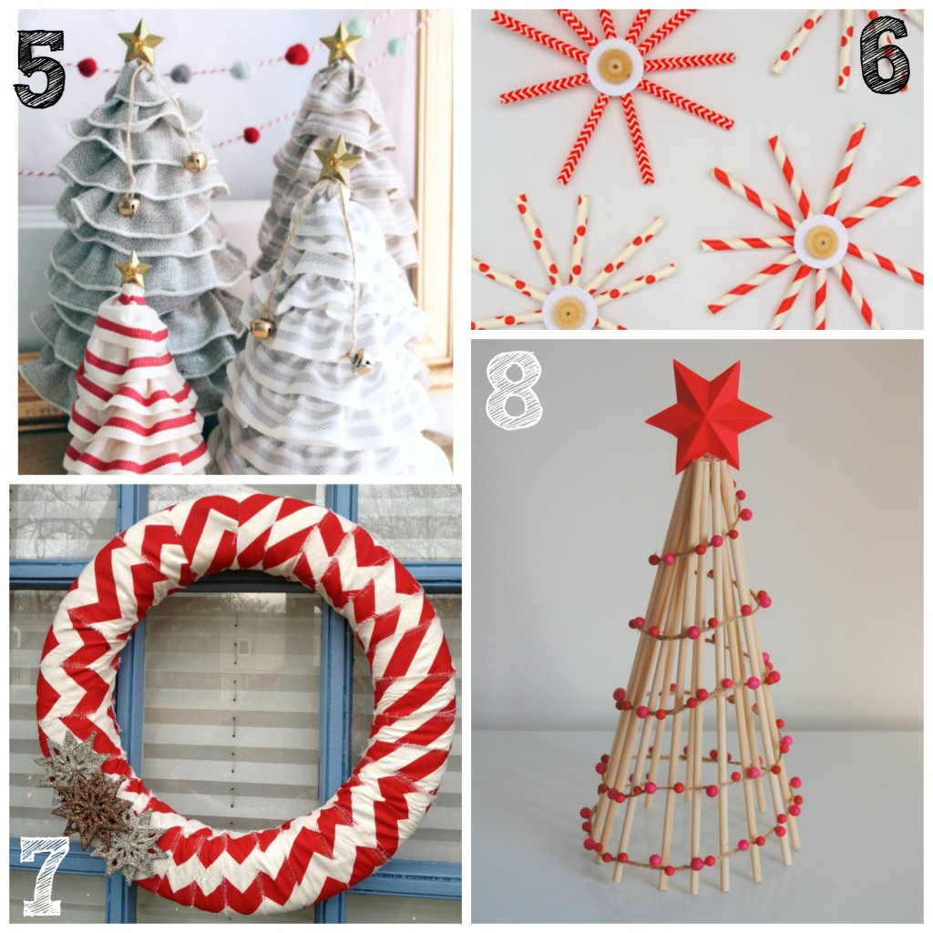 diy ideas for christmas decorations 26 diy christmas decor and ornament ideas JQFZBQI