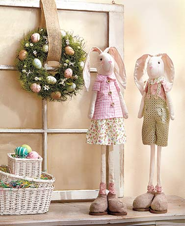 easter decorations decorative easter accents EZVFZBI