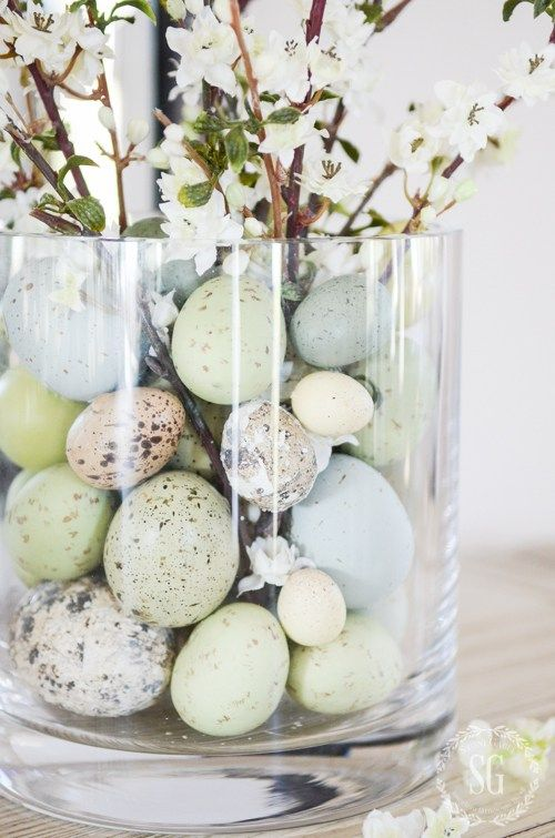 easter decorations easter 10 minute decorating- create a beautiful easter arrangement in under QRMFWXB