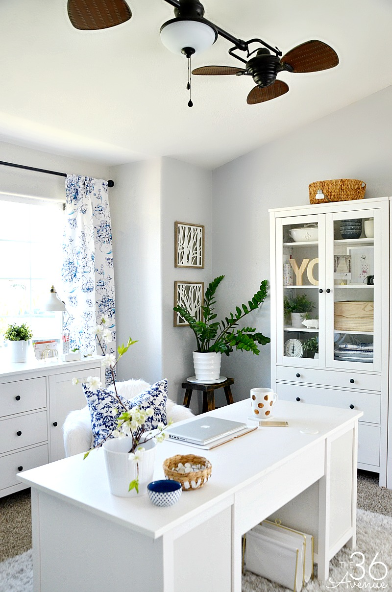 home office decor ideas home office decor - this room went from dining room to office. HWHKQGA