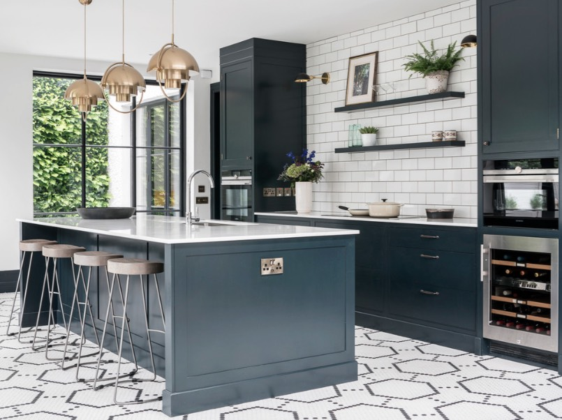 kitchen tiles design a kitchen tile floor is one of the easiest surfaces to clean QZINLLY