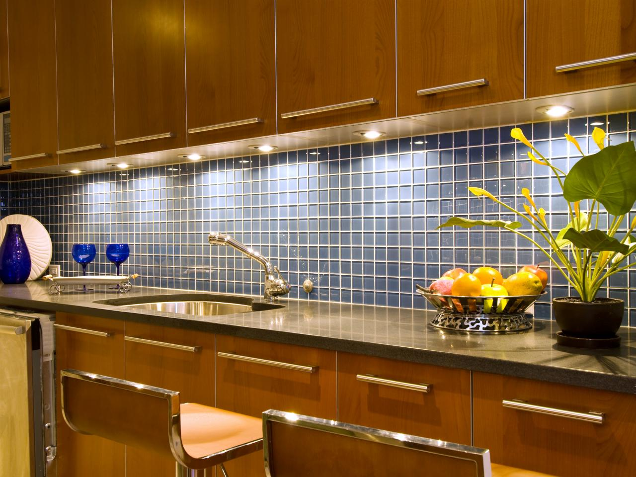 kitchen tiles design style your kitchen with the latest in tile QTNOAFG