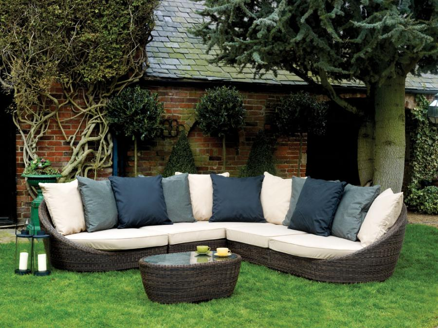 Lounge furniture for the garden ... gorgeous lounge garden furniture garden furniture trendy productss blog  ... BXYRNUF
