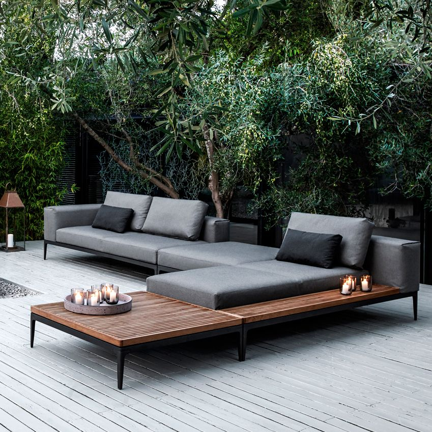 Modern garden furniture houseology.comu0027s collection of outdoor furniture will transform your garden  into a UVUCFMD