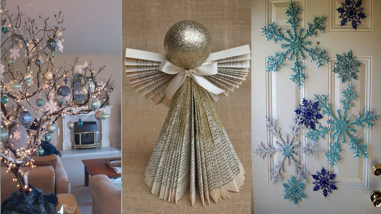 winter decorating ideas 10 diy projects for christmas u0026 winter! decorating ideas for a frozen UJRODPK
