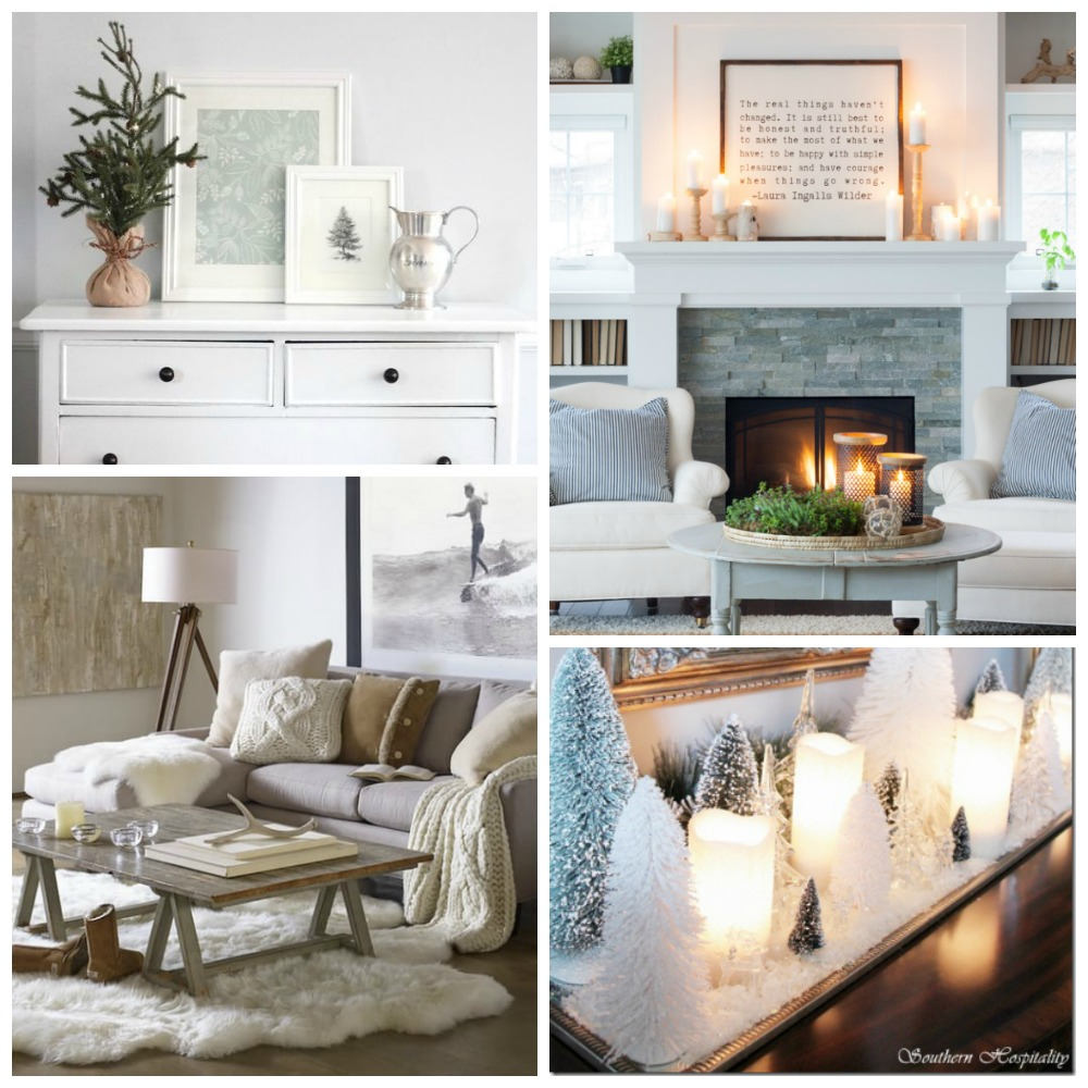 winter decorating ideas clean-cozy-neutral-winter-decor-ideas FJVRGCU
