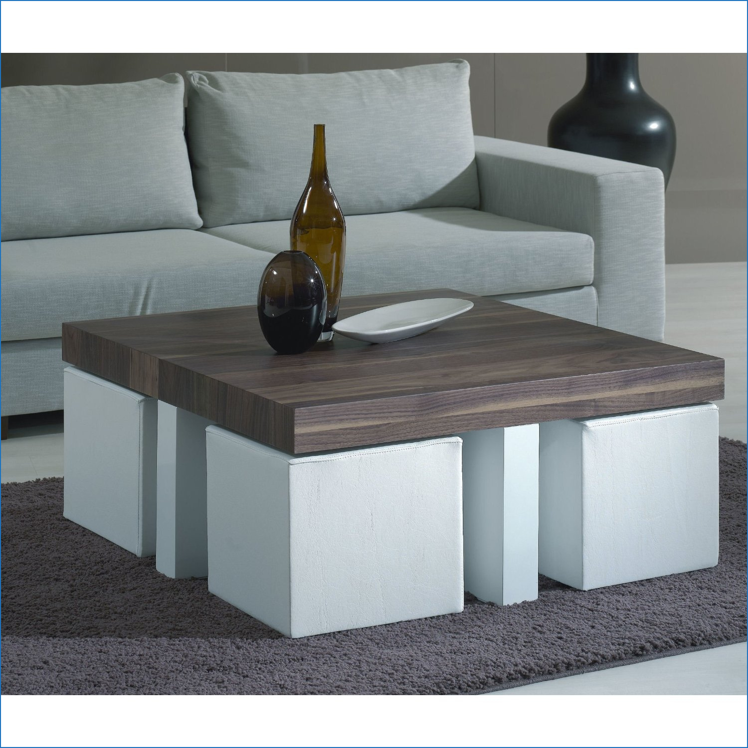 21 new images of square coffee table with stools underneath - coffee tables  ideas RPRSUZS