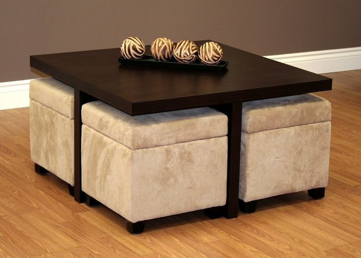square coffee table with stools underneath coffee table with stools underneath | coffee tables | pinterest | stools,  coffee and center table GLUIMMV