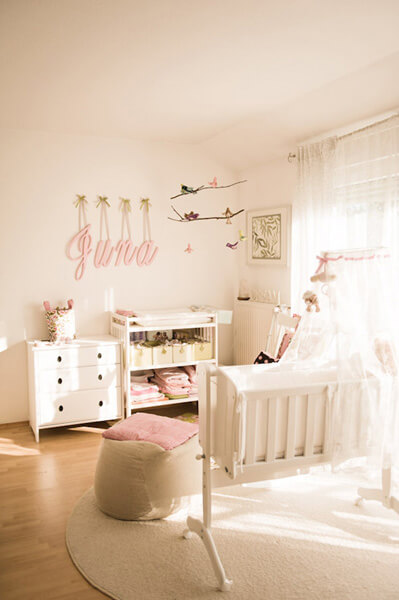 Baby girl room design ideas baby girl room idea - shutterfly VGAKGLW