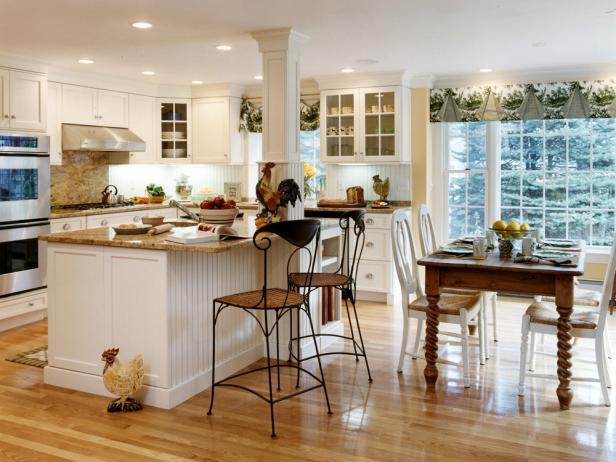 Country style decorating guide to creating a country kitchen FBJDKSX