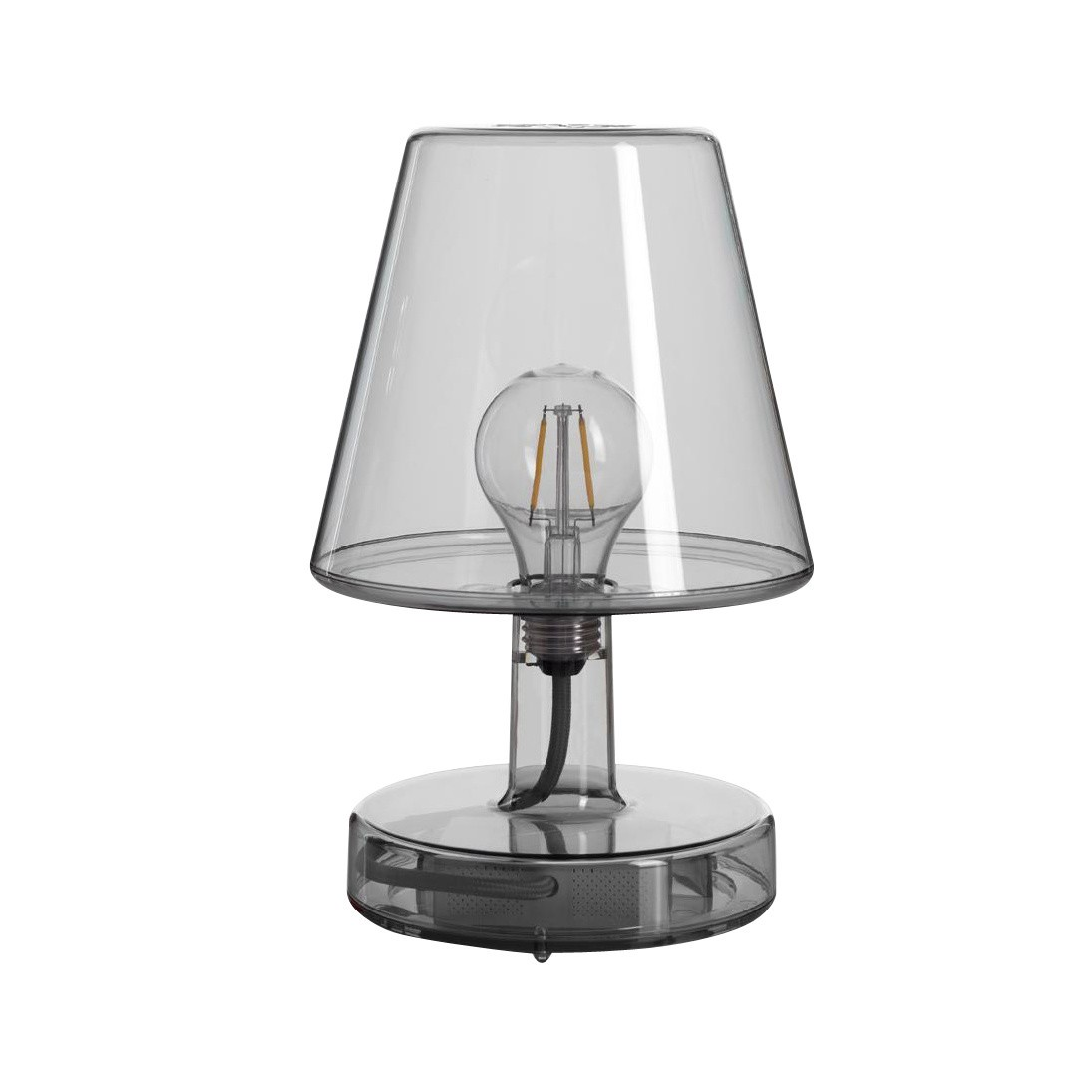 Fatboy lamps ... fatboy - fatboy transloetje led table light with accu - grey/2700k/accu  duration ... NIEXQNY