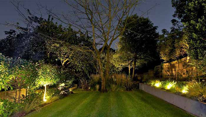 Garden Lights landscaping designs RQBLRUK