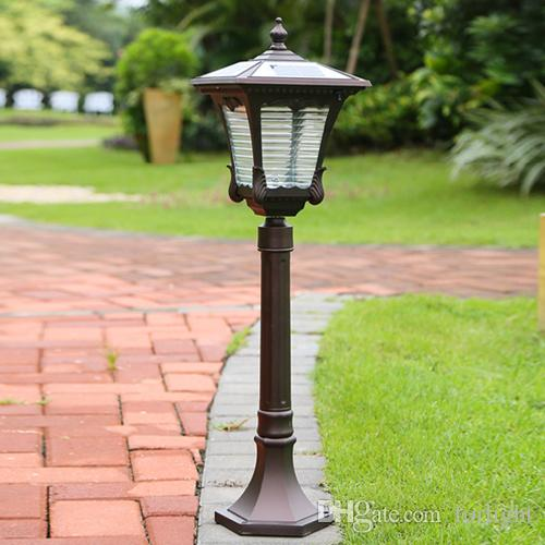 Garden Lights online cheap solar power led garden street lights super bright outdoor  waterproof garden lights led YVRTYSK
