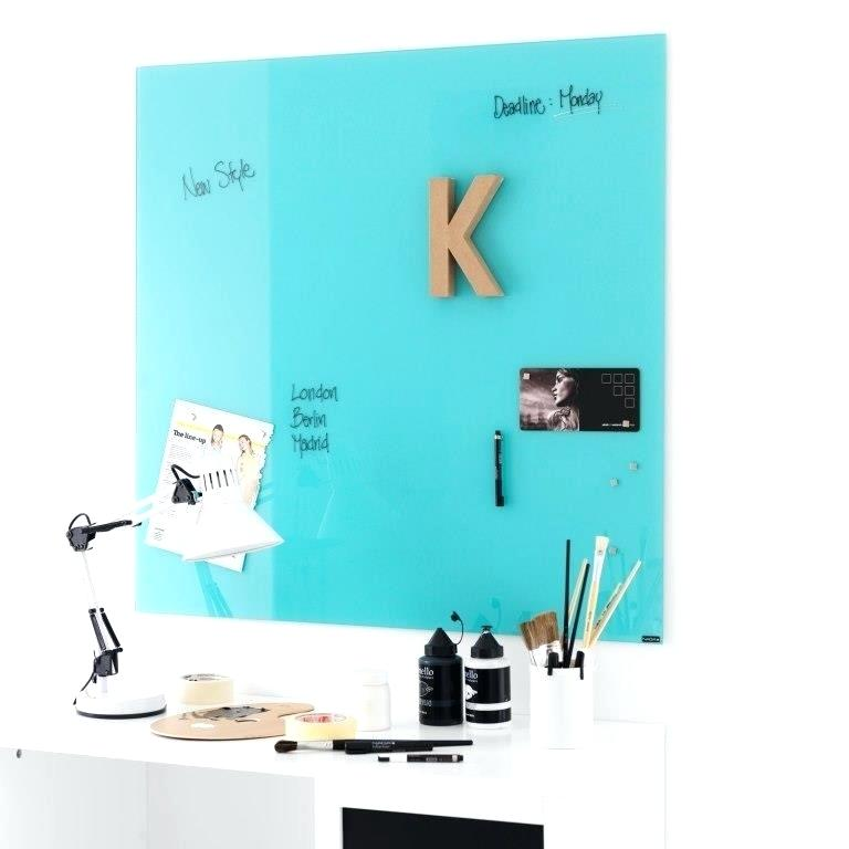 Glass Magnetic Board magnetic notice board singapore glass noticeboard DOUUHIU