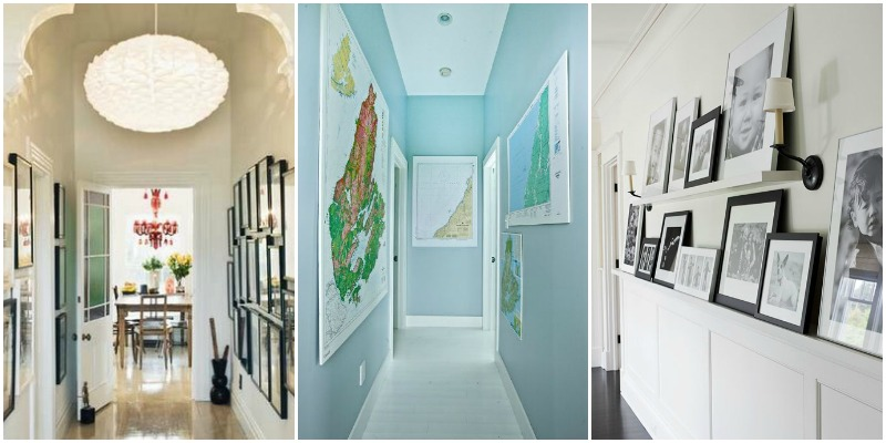 hallway decorating ideas 15 ways to decorate a hallway | remodelaholic KKMBOKV