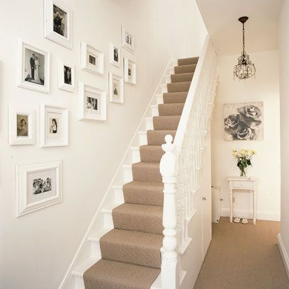 hallway decorating ideas hallway ideas to steal | home | pinterest | hallway decorating, house and  stairs RSCMHMF