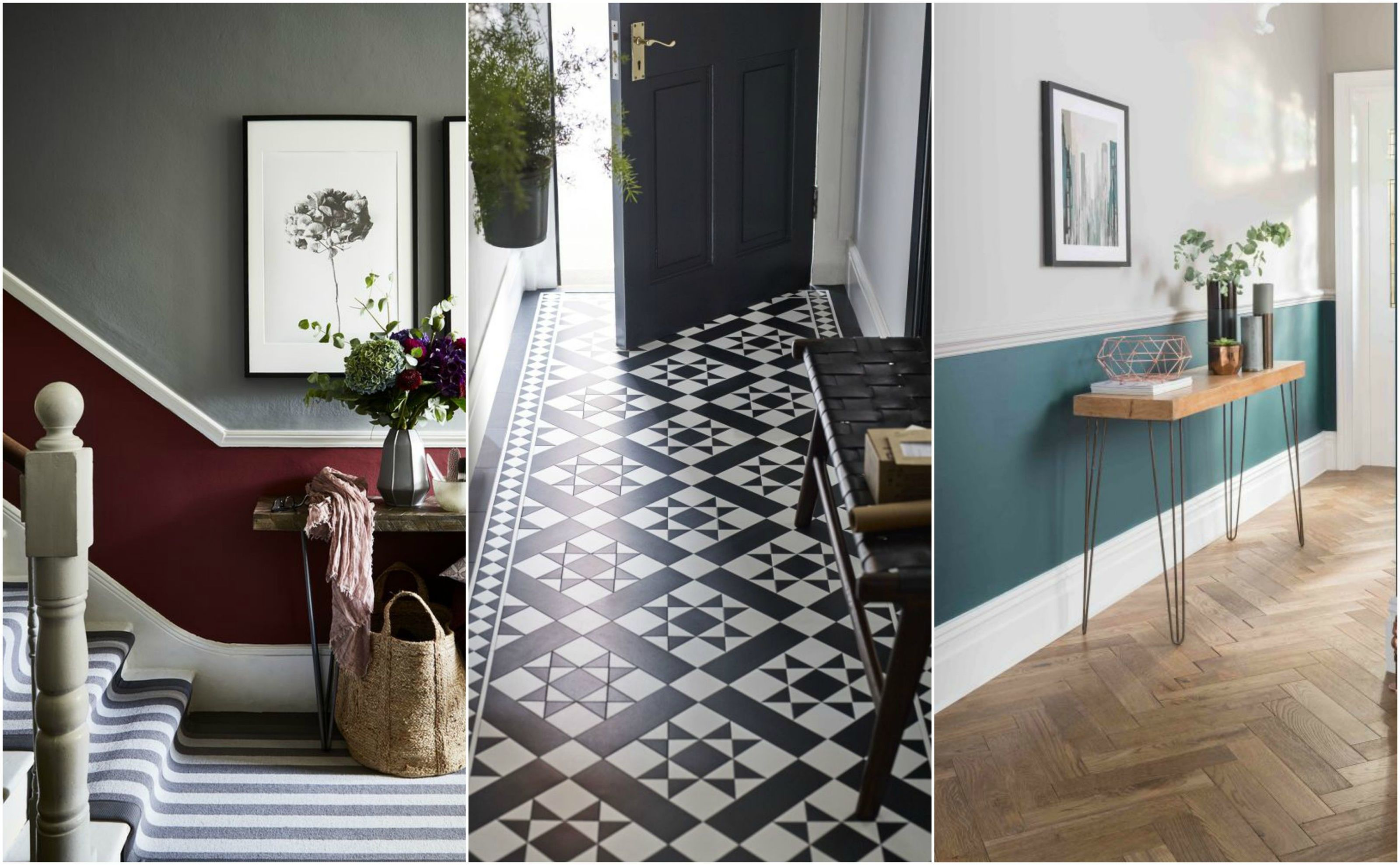 Hallway decorating ideas – Setup tips for a chic hallway