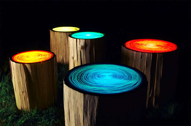 Illuminated furniture 28 illuminated furniture designs QNTRFOU