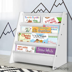 Magazine rack and bookshelf ... kids-shelf-children-bookcase-magazine-rack-bookshelf-display- RORDVAP