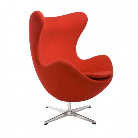 modern design chair egg chair usage: itu0027s steel frame, high curved back and rounded bottom  gives it great YFBLNDV