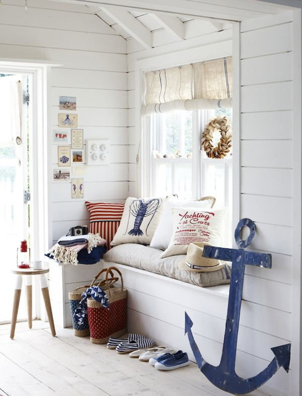 nautical decoration cute, nautical decor in a wonderfully decorated nook FASXXRH