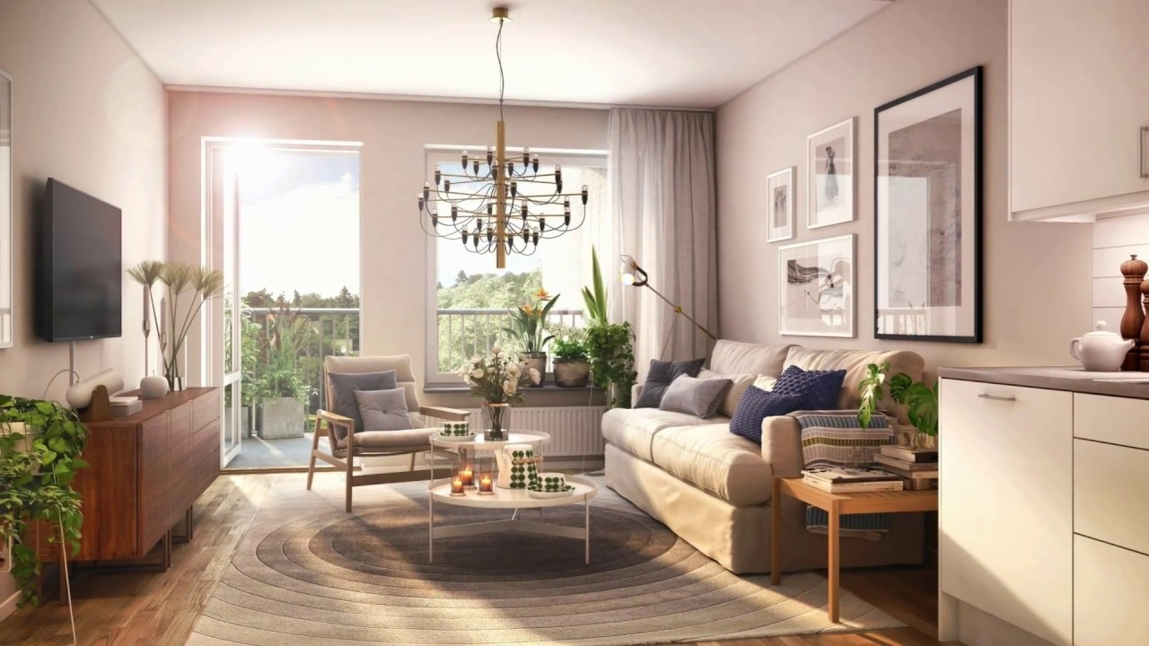 Scandinavian design living room 30 beautiful scandinavian style living rooms NFZKUWJ