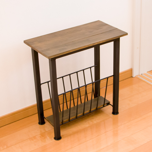 Side table with magazine rack magazine table magazine rack magazine stands stool chair chair chair side  table sofa table bed BNLFNXF
