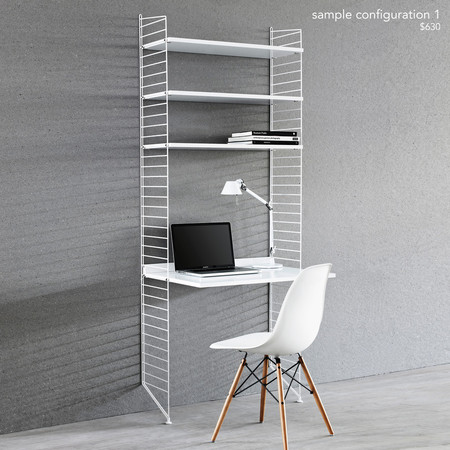String Shelving System email us about this product. description. the string system ... OMGOOBY