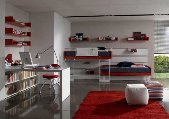 Teenager room decor: modern ideas and tips