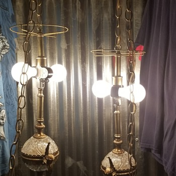 Antique and Vintage Hanging Lamps | Collectors Weekly