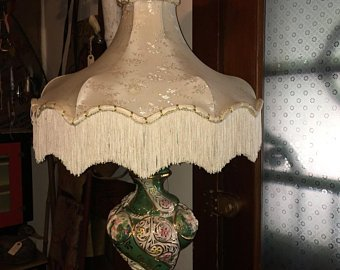 Antique table lamp | Etsy