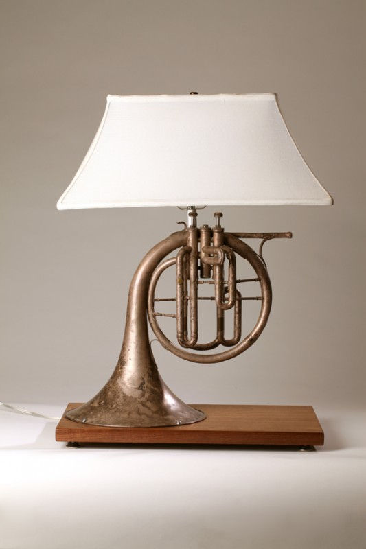 Horn Antique Table Lamp u2022 iD Lights
