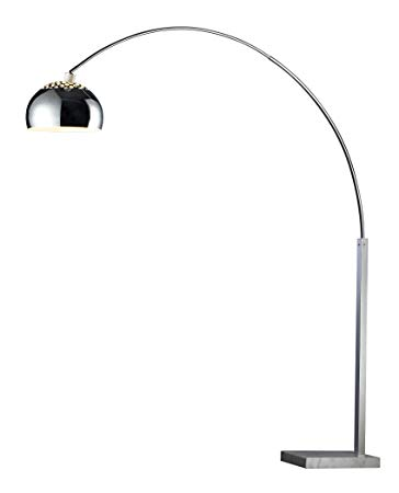 The arc lamp: so it bends for new light experiences