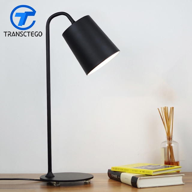 Desk Lamp European Style Led Bedside lamps Reading Led Table Lamp