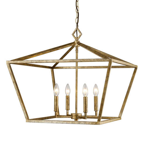 Gold Ceiling Lighting Free Shipping | Bellacor