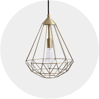 Gold : Ceiling Lights & Lamps : Target
