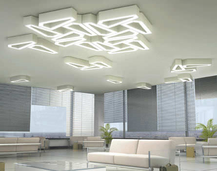 Ceiling lights design
