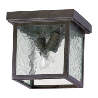 Outdoor Ceiling Lights: Modern Exterior Flush Mount Fixtures for