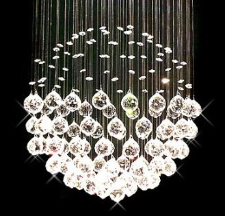 Contempo Collection - Contemporary Chandelier - Giant - - Amazon.com